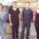 P&C-Azubis präsentieren Lehrkräften der Hanse-Schule ihr Unternehmen
