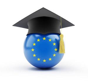 Bild-Europa-und-Studentenhut